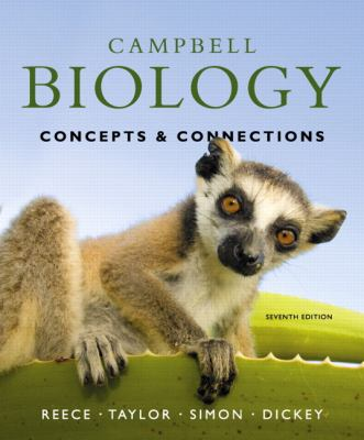 Campbell Biology: Concepts & Connections with MasteringBiology�-9780321696489-7-Reece, Jane & Taylor, Martha A. & Simon, Eric J. & Jean L. Dickey-Pearson